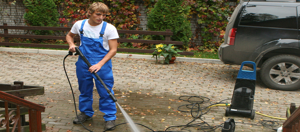 Various cleaning services